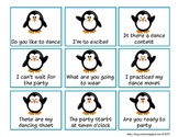 Punctuation Penguins Write Around the Room