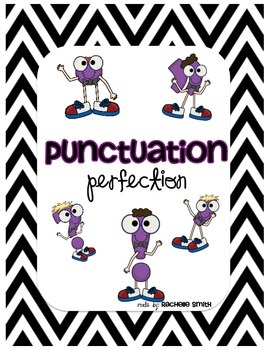Punctuation Perfection {FREEBIE}