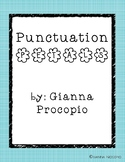 {CCSS.ELA-Literacy.L.2} Punctuation Petals: A Punctuation Sort