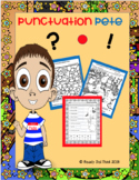 K, 1 Punctuation Pete (ebook - ending punctuation with com
