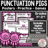 Punctuation Posters Activities Games and Worksheets