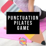 Punctuation Pilates Game