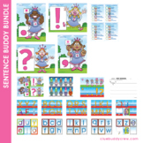 Punctuation Pixie Posters and Cards