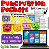 Punctuation Pockets Craftivity