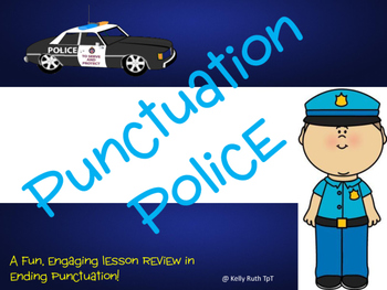 Punctuation Police