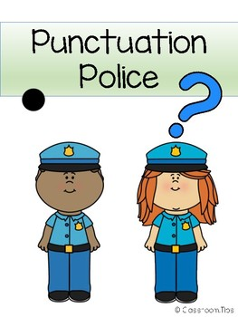 Punctuation Police - Game
