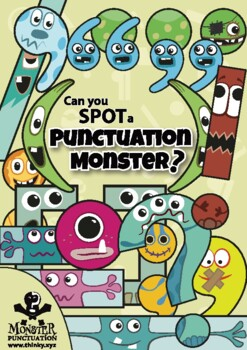 Can You Spot a Punctuation Monster?