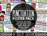 Punctuation Poster Pack