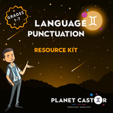 Punctuation Kit | Bring Punctuation to Life | Grades 1-7