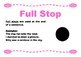 Punctuation Posters.  10 in total for primary school