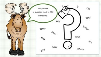 Camp Theme Punctuation Posters