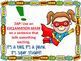 Punctuation Posters- Superhero Theme
