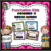 Punctuation Posters and Flash Cards