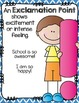 Punctuation Posters for the Primary Classroom - Color and