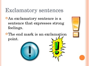 Punctuation PowerPoint Common Core for Elementary
