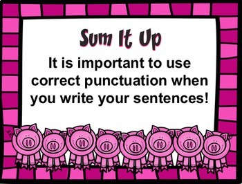 Punctuation Powerpoint - Free