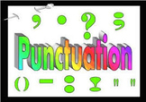 Punctuation and comma practice