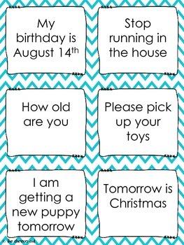 Punctuation Practice Pack