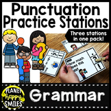 Punctuation Practice Stations