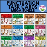 Punctuation Practice Task Cards MEGA Bundle