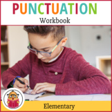 Punctuation Practice Worksheets - NO PREP!