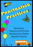 Punctuation Practices