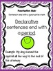 Punctuation Printables Pack