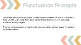 Punctuation Prompts