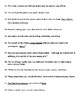 Punctuation Review or Assessment with Answer Key
