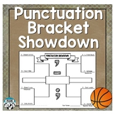 Punctuation Review and Analysis Bracket Showdown