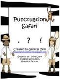 Punctuation Safari