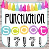 Punctuation Scoot! { !, ?, . }