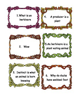 Punctuation Scoot Cards, period, exclamation, question mark, grammar VA, writing