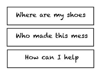 Punctuation Sentences