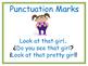 Punctuation/Signos de puntuacion