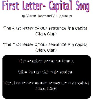 Capital Song