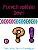 Punctuation Sort
