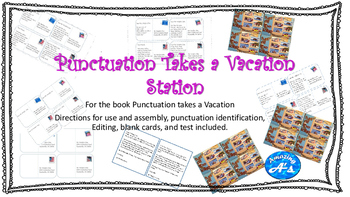 Punctuation Takes A Vaccation