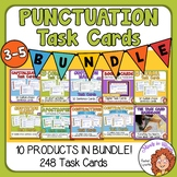 Punctuation Task Card Bundle