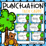 Punctuation Task Cards & Kagan Structure