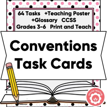 Capitalization And Punctuation Mini Task Cards