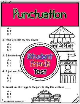 Punctuation Test