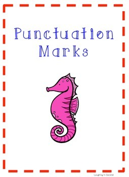 Ocean Themed - Punctuation Posters