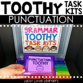 Punctuation Toothy™ Task Kits
