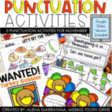 Punctuation Turkey