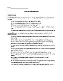 Punctuation Worksheet