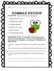 Punctuation and Commas Review Combo Pack
