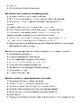 Punctuation and Mechanics Test