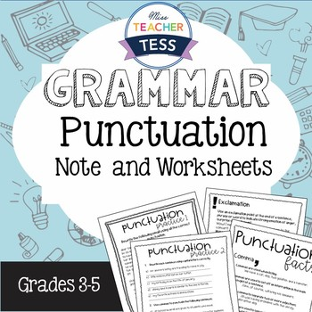 Punctuation bundle