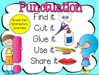 Punctuation for Interactive Notebooks